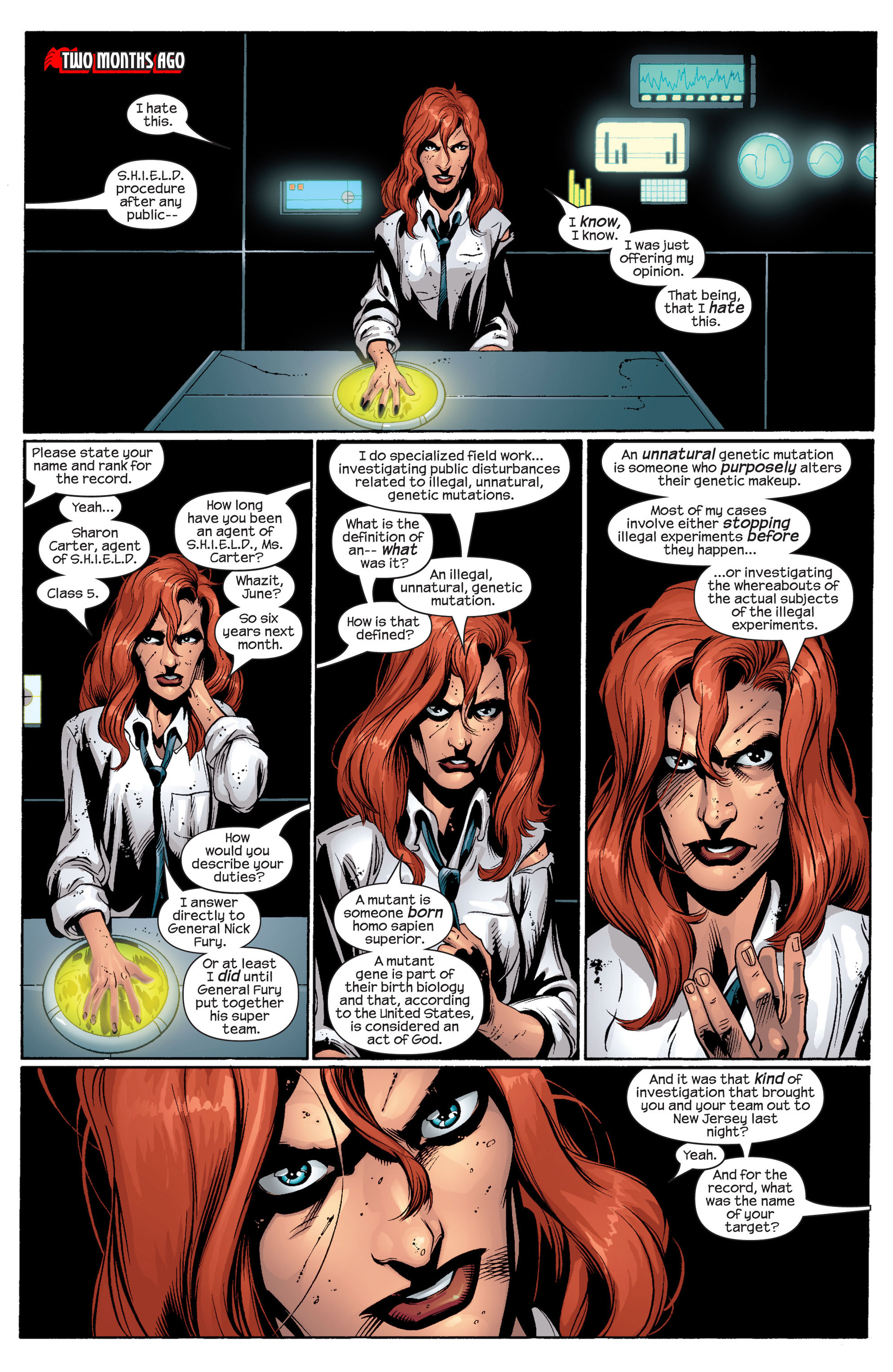 Read online Ultimate Spider-Man (2000) comic -  Issue #46 - 3
