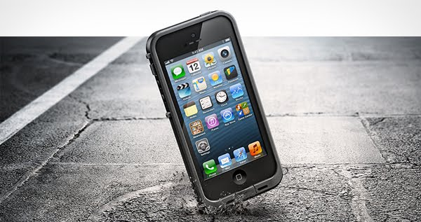 LIFEPROOF iPhone 5 Case Shock Proof