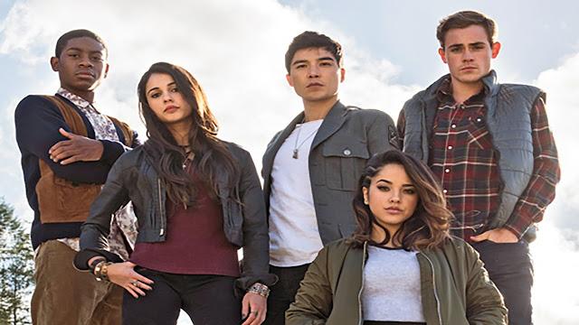 Power Rangers Movie terbaru 2017, berikut Foto, fakta dan Videonya