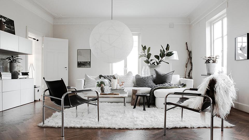 Nuru The Light Minimalist Living Rooms