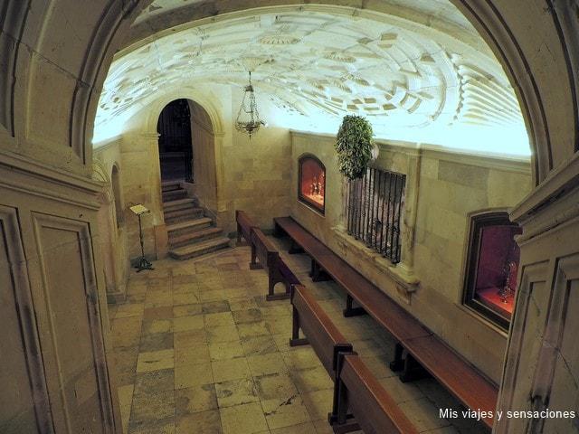 Claustro, Catedral, Alcala de Henares