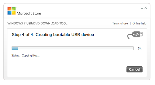 windows 10 usb dvd download tool