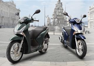 Honda SH 2015