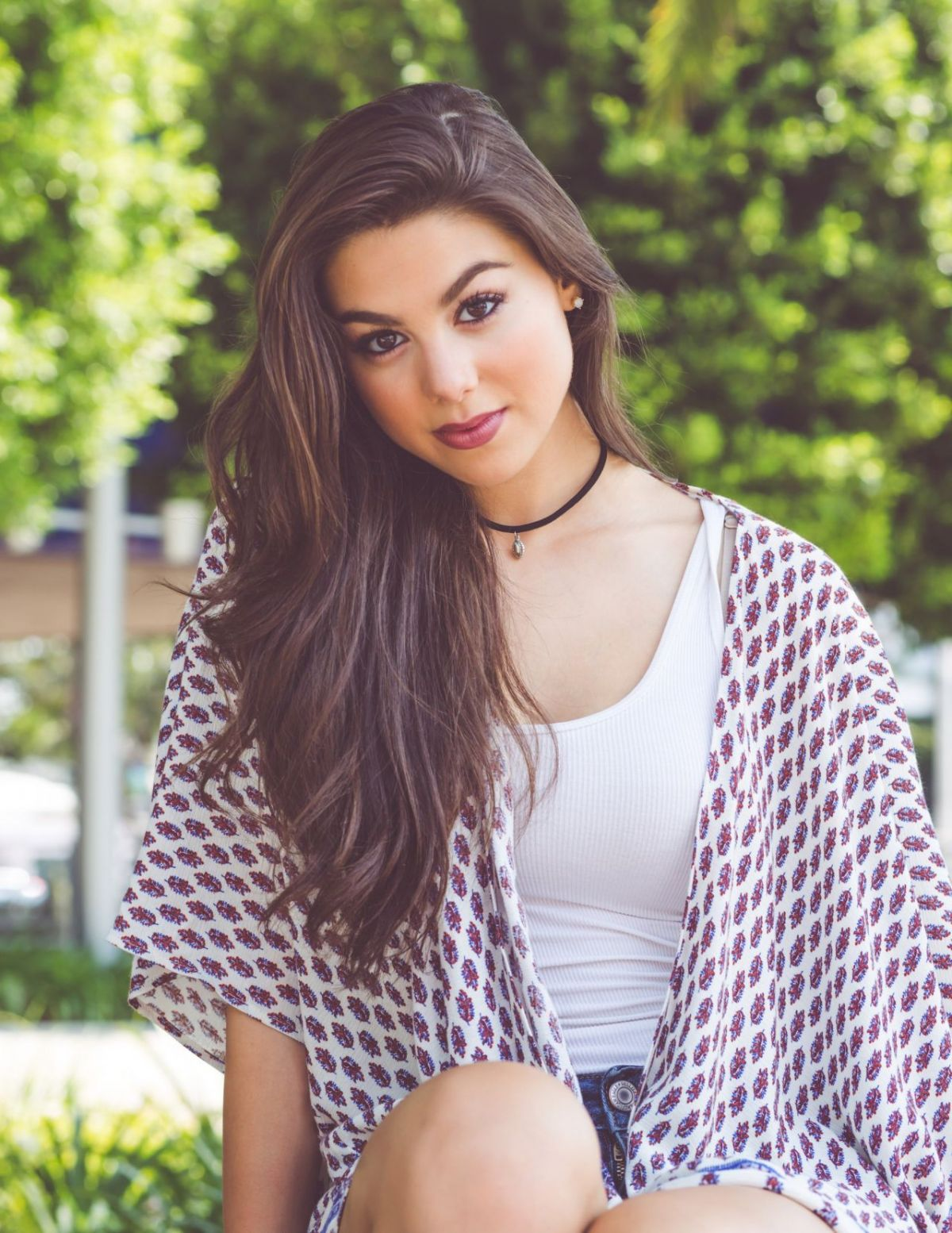 Kira Kosarin PhotoShoot for NKD Magazine September 2016 Issue