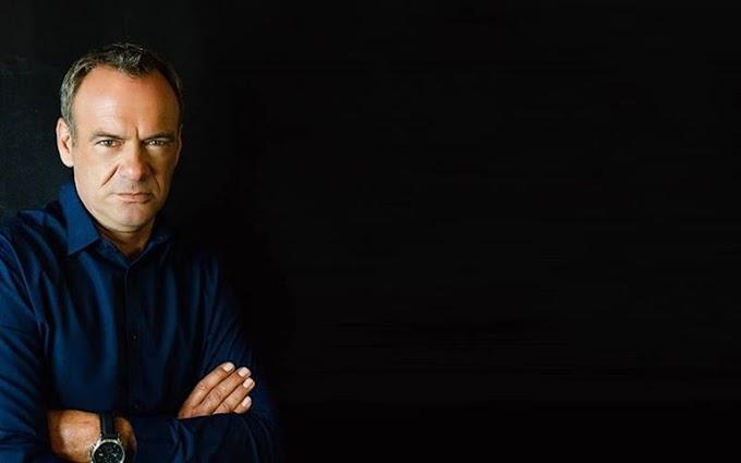 """Δημήτρης Χωραφάς: Το νέο του τραγούδι με τίτλο """"Το ιδανικό μου"""