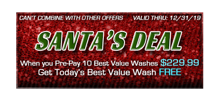 december 2019 carwash coupons