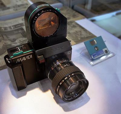 Kamera Mavica
