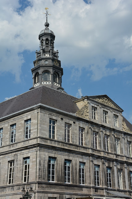 Modern Maastricht fusion