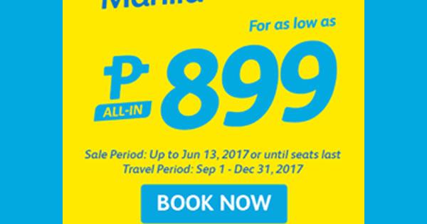 Cheap Flights Philippines