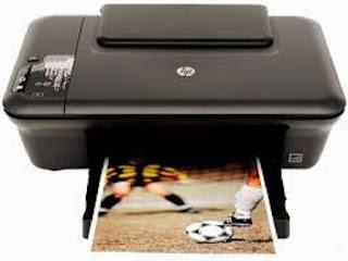 Image HP Deskjet 2050 J510c Printer