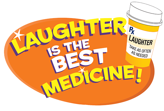 laughter and best medicine Speech on the topic of laughter  we have all heard the saying that laughter is the best medicine while this may not be technically true,.