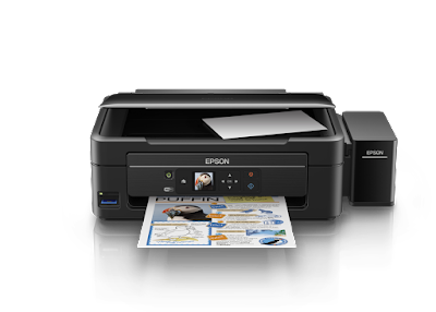 Download Driver Printer Epson L458 ~ Support Printerku