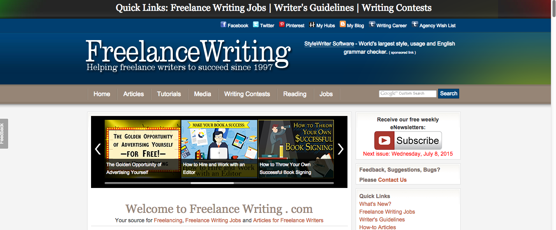 online writing work lance writing work online