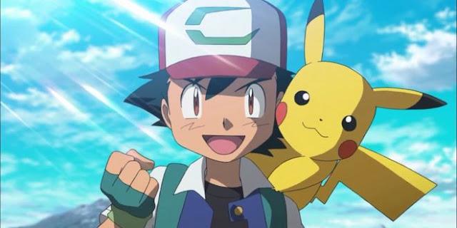 Pokémon: Eu Escolho Você!