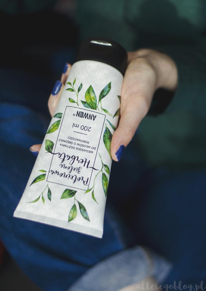 odżywka anwen, odżywka zielona herbata