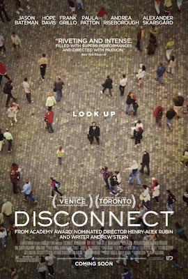 斷了線/疏離世界(Disconnect)poster