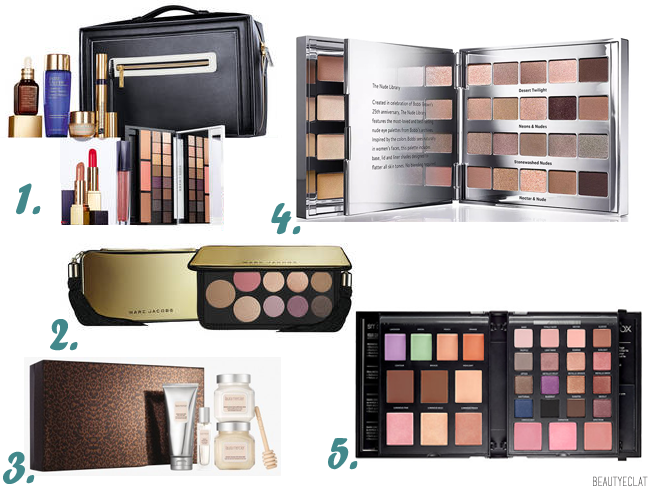 revue avis test idees cadeaux nouveautes noel 2016 maquillage soin cosmetiques estee lauder marc jacobs smashbox bobbi brown laura mercier