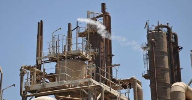 بعد توقفه لمدة نحو خمسة, إقلاع معمل السماد الفوسفاتي في حمص