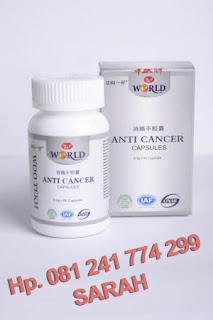 Obat Herbal Anti Kanker Capsule
