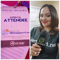 Participando Puerto Rico Blogger Con