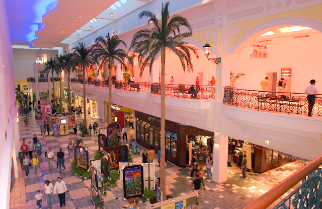 Shoppings de Punta Cana
