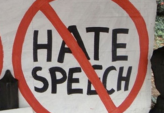 colleges and universities should prohibit public expression of hate speech on their campuses I stand firmly in negation that : colleges and universities have a moral obligation to prohibit the public expression of hate speech on their campus.