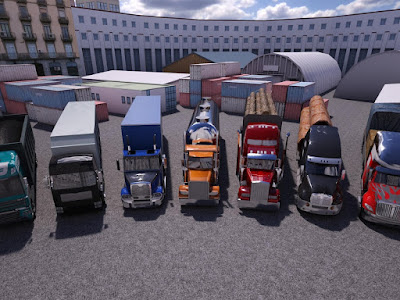 Truck Simulator v1.6 Mod Apk