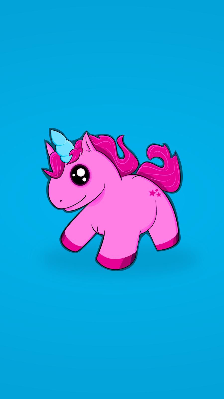 #aesthetic #pink #wallpaper #unicorn