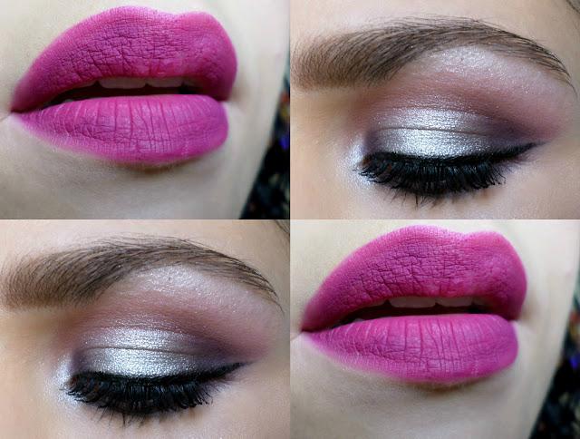 Maquiagem Inspiração! Pálpebra Luz