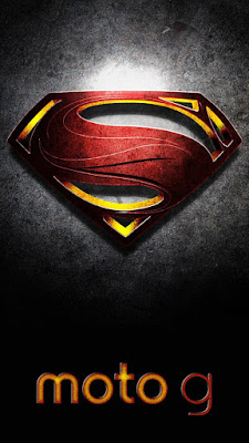 Superman boot animation