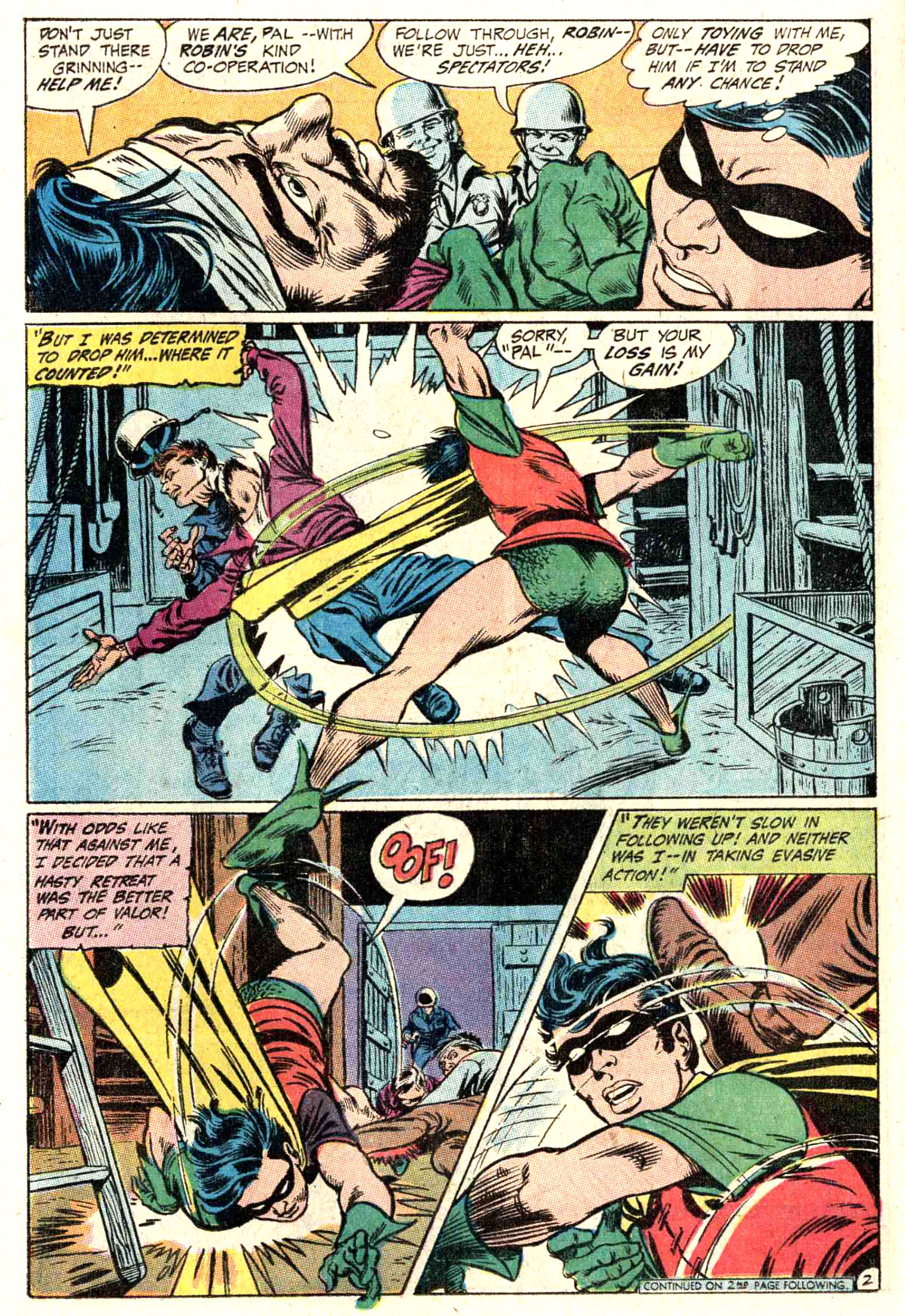 Detective Comics (1937) 395 Page 23