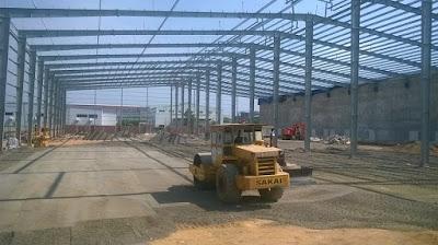 Xây dựng nhà xưởng huyện định quán tỉnh đồng nai
