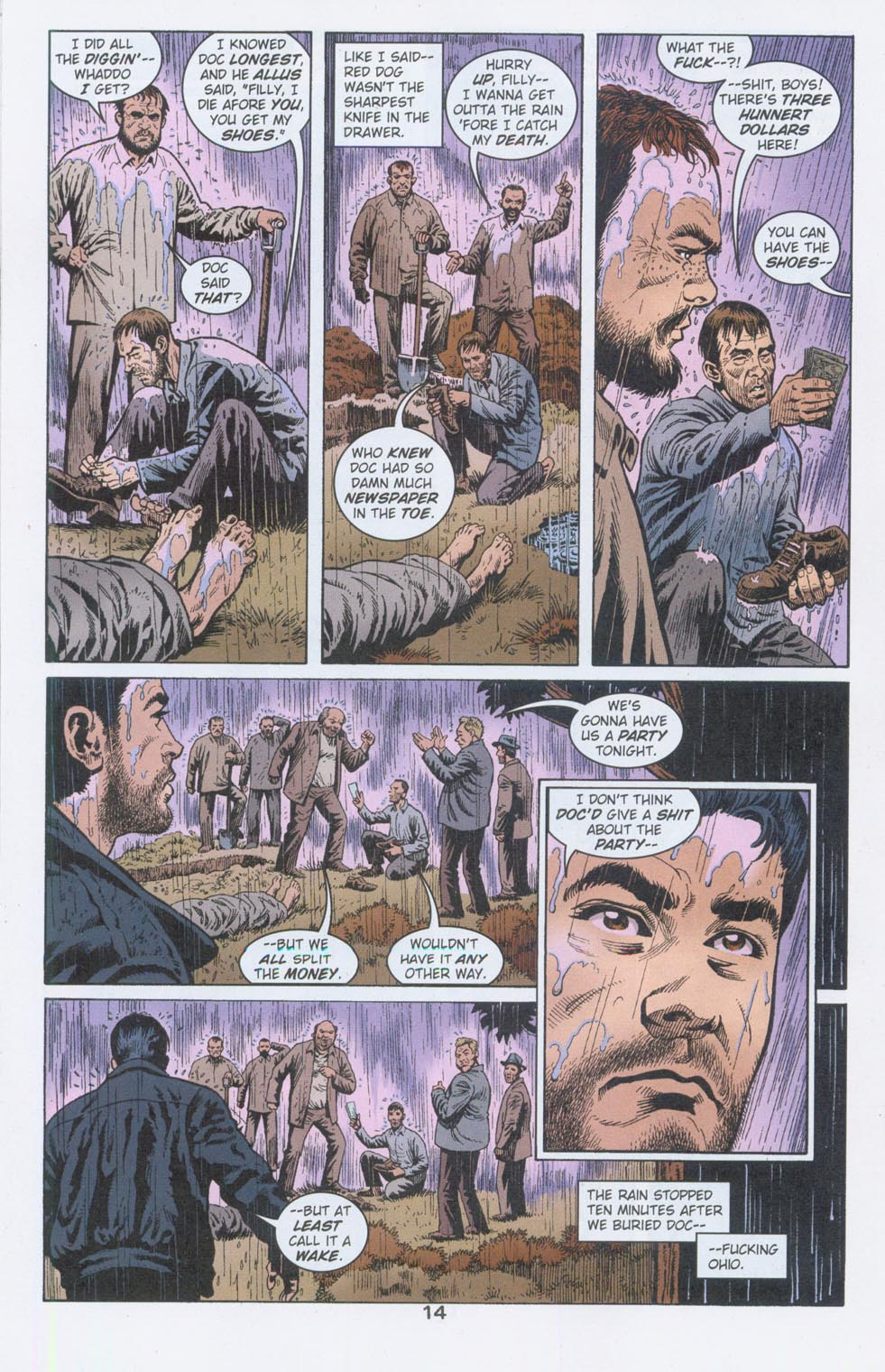 Read online American Century comic -  Issue #22 - 14
