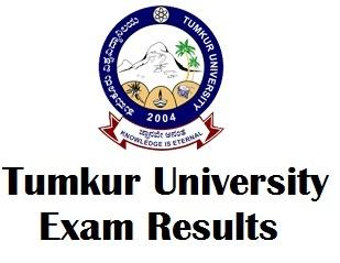 Tumkur University Result Date 2017