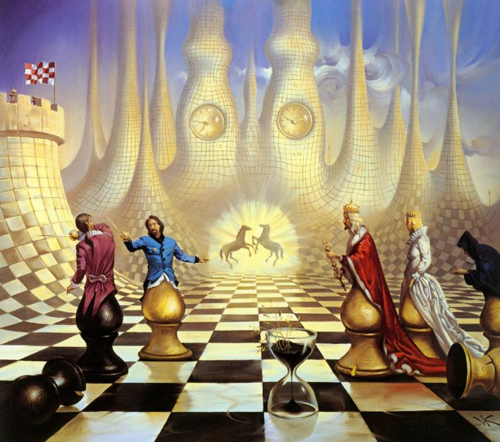 Xadrez - Vladimir Kush