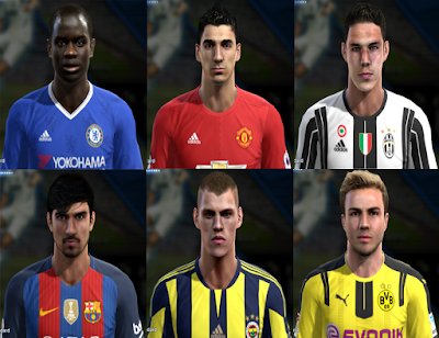 Option File PES 2013 untuk SMoKE Patch 5.2 & 5.3 update 27 Juli 2016