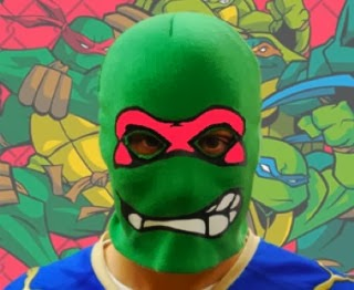 Halloween Ninja Turtles costume