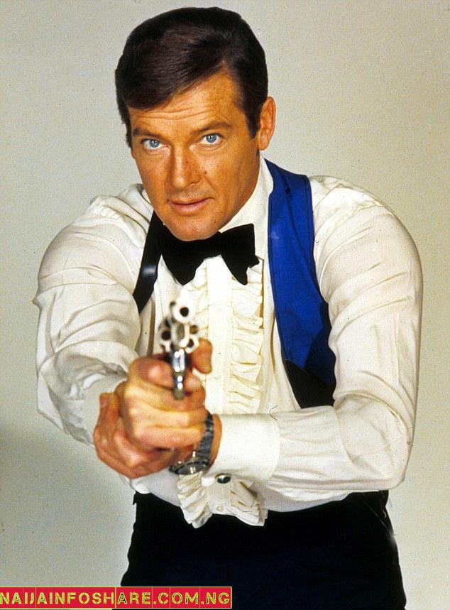 Breaking News: Sir Roger Moore, aka James Bond is Dead at 89