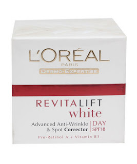LOreal Day Cream Anti wrinkle Anti Spot SPF 18 50 ml
