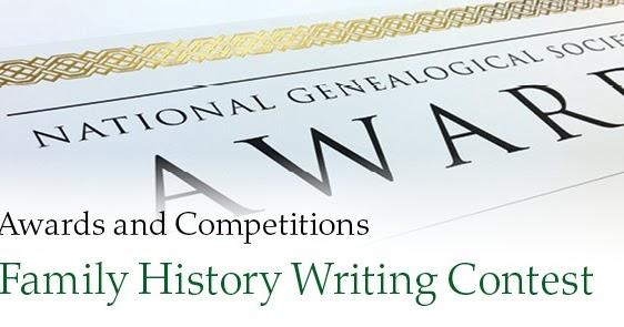 Historical Writing: Short Publication Award Nominees