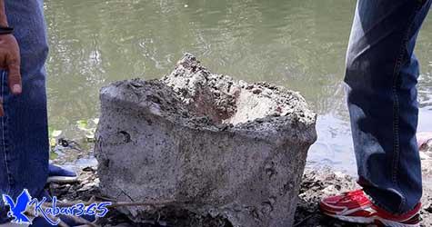 Mayat Pria Yang Dicor Dalam Drum Diduga Tewas 2 Bulan Lalu