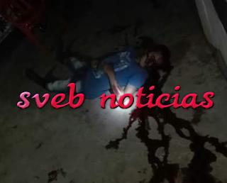 Matan a balazos a un hombre en su domicilio en Misantla Veracruz