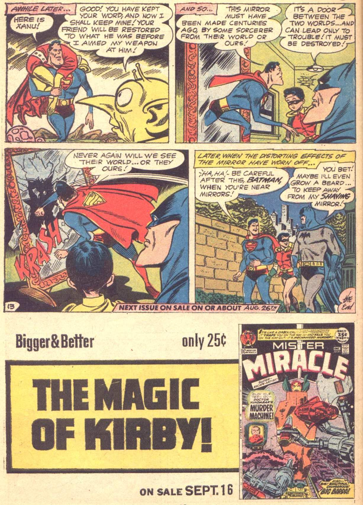 Read online World's Finest Comics comic -  Issue #206 - 56