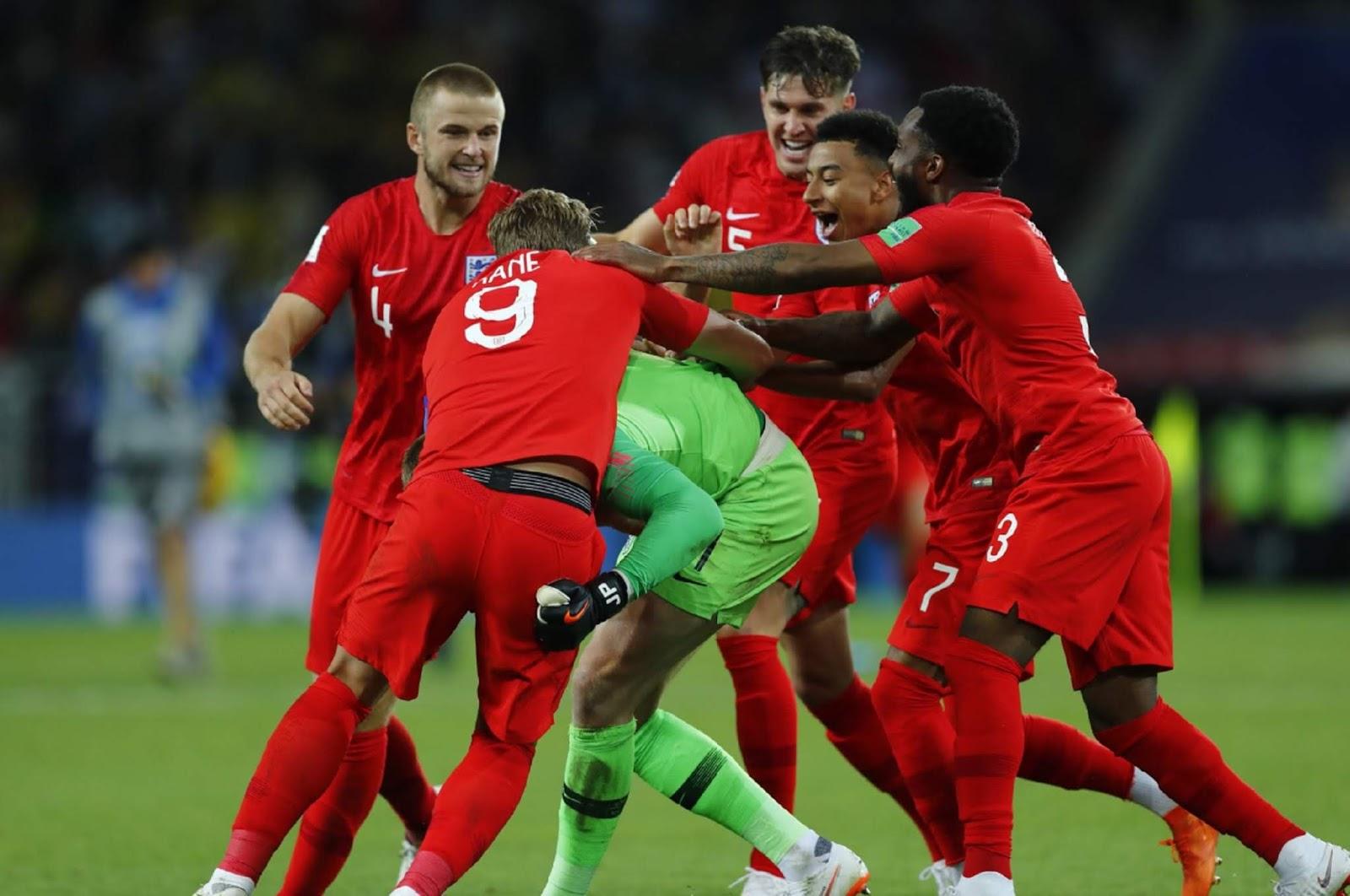 WORLD CUP, ENGLAND 5