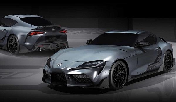 nuevo Toyota GR Supra