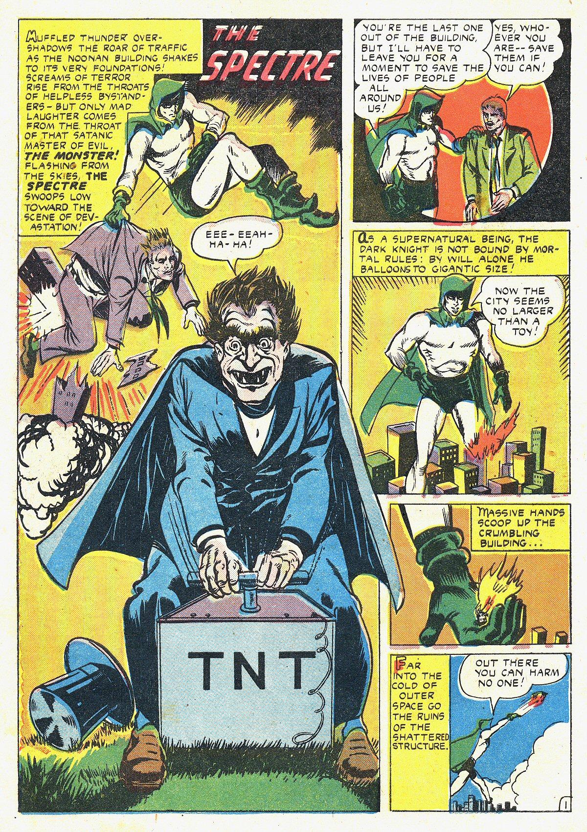 Read online All-Star Comics comic -  Issue #20 - 13