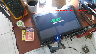 Service Laptop Acer E5-411 Mati Total