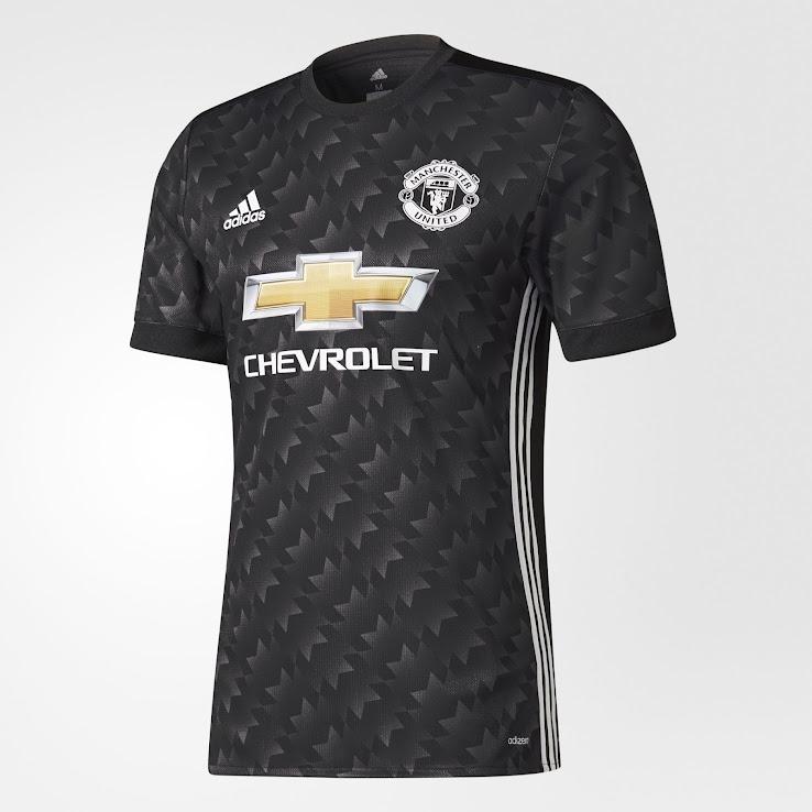 Talisman & Co.   Manchester United 2017 Away Jersey