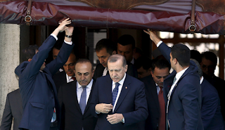 Does Erdogan Want His Own Islamic State?