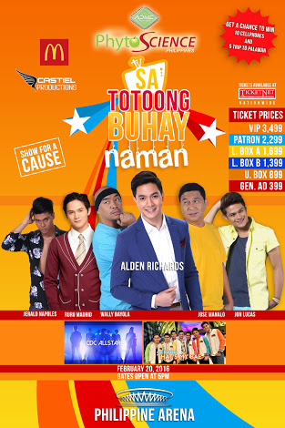 Producer cancels the show at the Philippine Arena that features Alden Richards! Why?